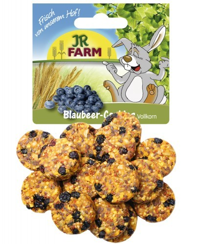 JR Farm Vollkorn Blaubeer-Cookies