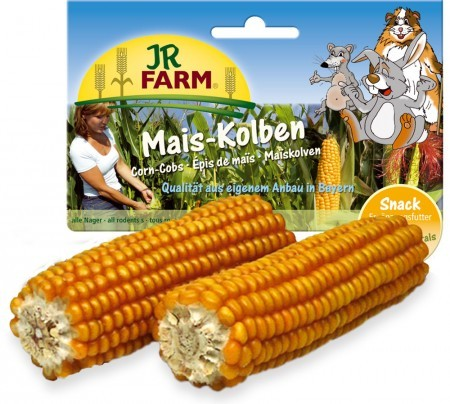 JR Mais-Kolben