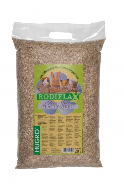 RODIFLAX Flachsstreu 2kg