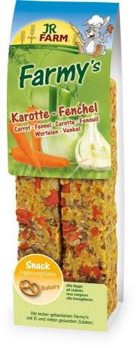 JR Farm Farmy Karotte-Fenchel