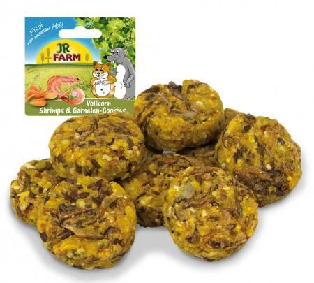 JR Vollkorn Shrimps und Garnelen-Cookies