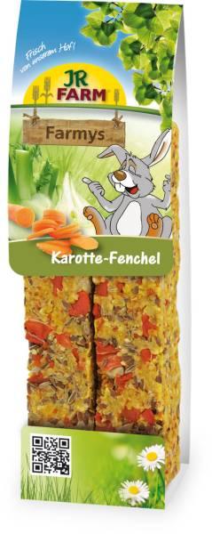 JR Farmy Karotte-Fenchel 160g