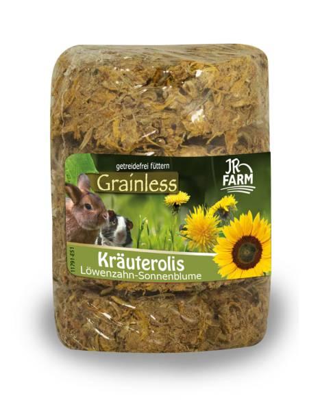 JR Grainless Kräuterolis Löwenzahn Sonnenblume 70g