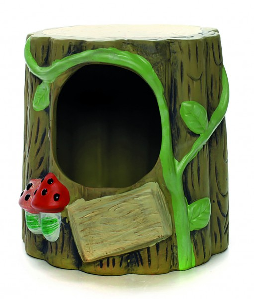 Baumhöhle Keramik