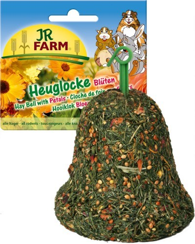 JR Farm Heuglocke Blüten ohne Verpackung