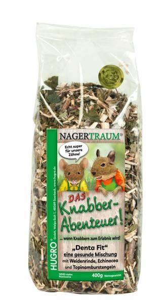Nager-Abenteuer Denta-Fit 400g
