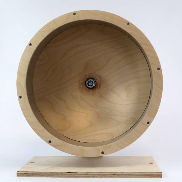 Laufrad Holz-Alu Ø 31cm (Ø 27,5 cm Innen)