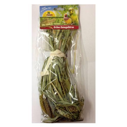 JR Farm Grüne Senegalhirse mit Verpackung