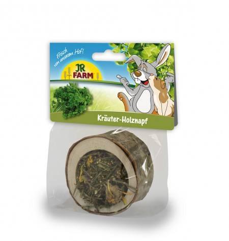 JR Farm Kräuter-Holznapf