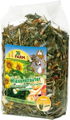 JR Farm Wiesenkräuter mit Verpackung